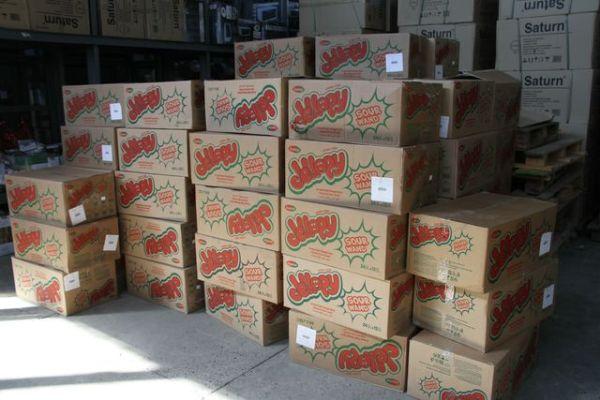 Ростовская таможня конфисковала неменее 28 тыс. контрафактных конфет