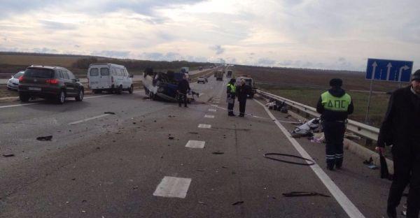 ВДТП натрассе М-4 «Дон» умер 38-летний шофёр иномарки