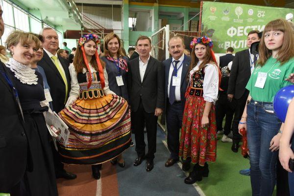 Фестиваль «Включай ЭКОлогику» собрал 30 тыс. гостей— Опорный университет Дона