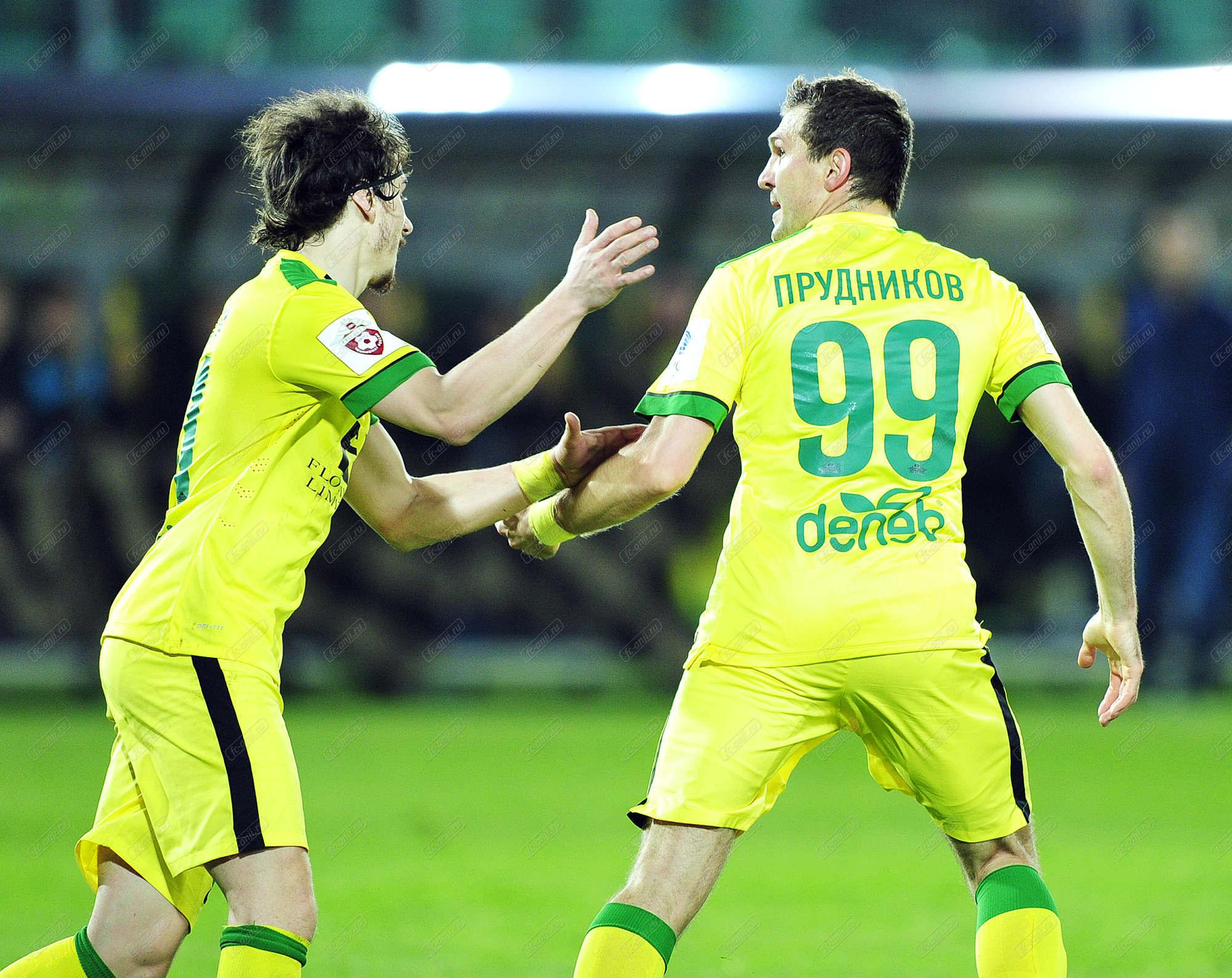 Футболисты «Ростова» победили 4:2 казанский «Рубин» вчемпионате Российской Федерации