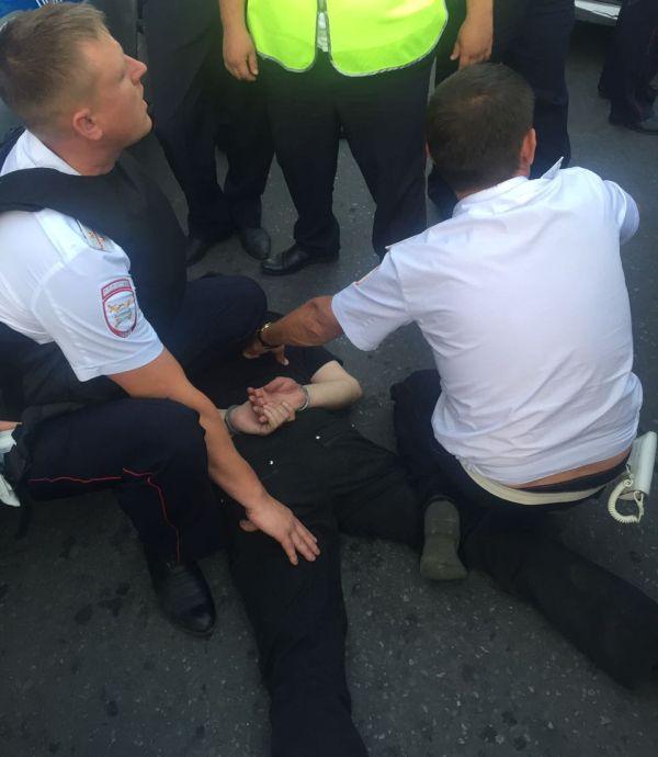 Стрельбу натрассе под Ростовом открыл прежний полицейский