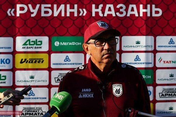 Бердыев: «Рубину» нужно выходить на неменее высокий уровень