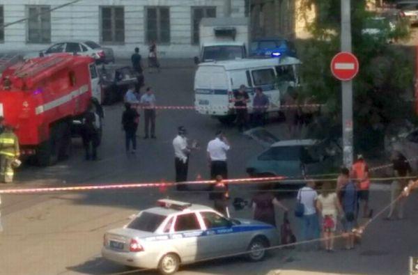 ВРостове шофёр ВАЗ насмерть сбил пешехода